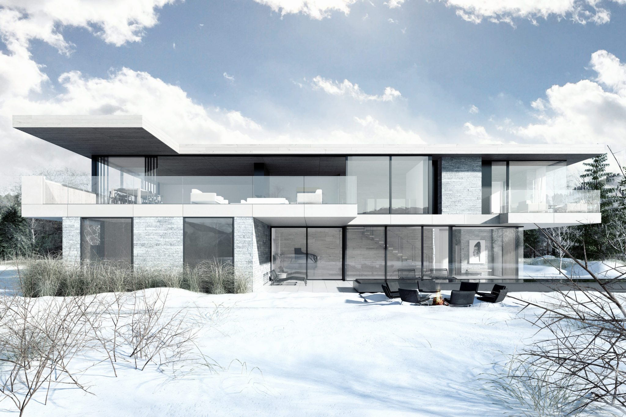 Pearl Residence | Modern Architecture and Design, Aspen Colorado